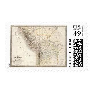 Perou, Haut Perou - Peru Postage Stamps