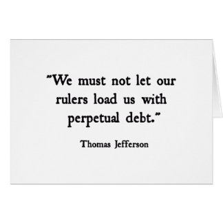 Perpetual Debt Card