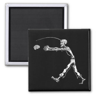 Perpetual Zombie 2 Inch Square Magnet