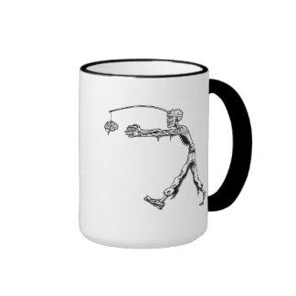 Perpetual Zombie Ringer Coffee Mug