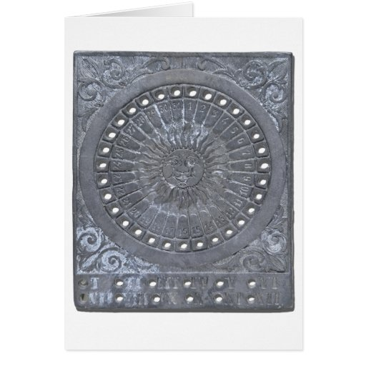PerpetualCalendarSun103110 Card