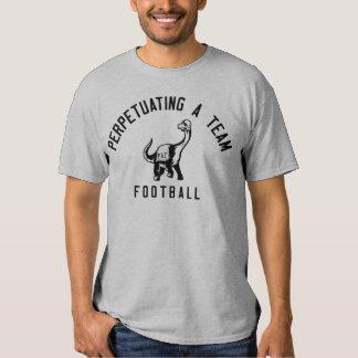 Perpetuating A Team Vintage A-PAT Logo T Shirt