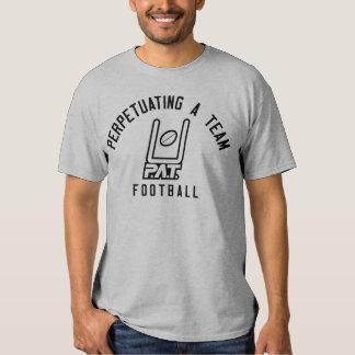 Perpetuating A Team Vintage Logo T-shirt