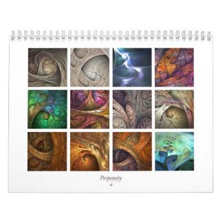 """Perpetuity"" Calendar ~White Version~"