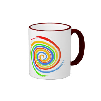 perpetuum mobile ringer coffee mug