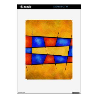 Perpitua V1 - visible infinity iPad Skins