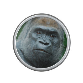Perplexed Gorilla Bluetooth Speaker