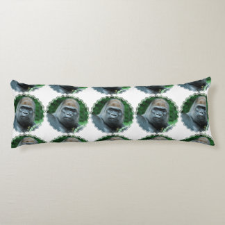 Perplexed Gorilla Body Pillow
