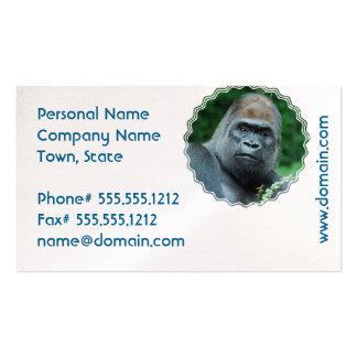 Perplexed Gorilla Business Card
