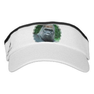 Perplexed Gorilla Visor