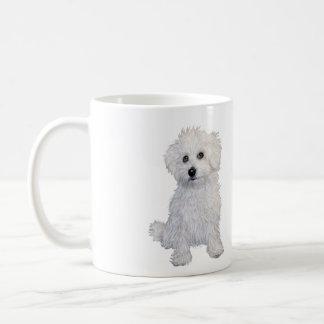 Perrito boloñés taza