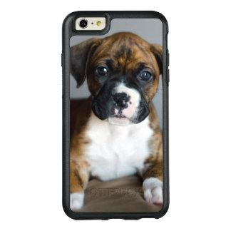 Perrito Brindle del boxeador Funda Otterbox Para iPhone 6/6s Plus