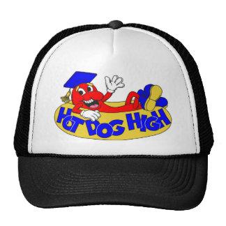 Perrito caliente alto gorra