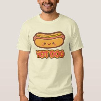 Perrito caliente de Kawaii Camisas