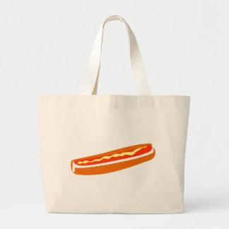Perrito caliente especial bolsa tela grande
