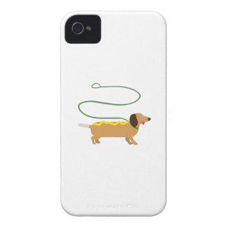Perrito caliente Case-Mate iPhone 4 cárcasas