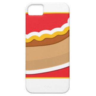 Perrito caliente iPhone 5 cárcasas