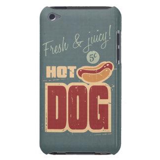 Perrito caliente iPod touch funda