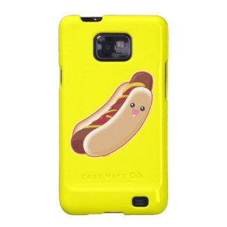 ¡Perrito caliente! Samsung Galaxy S2 Carcasas