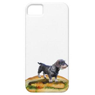 ¡Perrito caliente!! Funda Para iPhone SE/5/5s