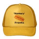 Perrito caliente gorras de camionero