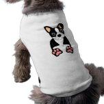 Perrito de Boston Terrier Camiseta De Perrito