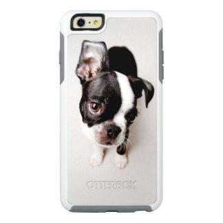 Perrito de Edison Boston Terrier Funda Otterbox Para iPhone 6/6s Plus