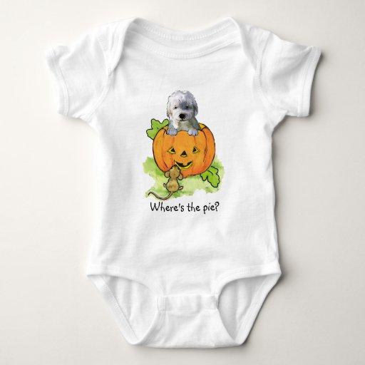 Perrito de Hallowe'en Camiseta