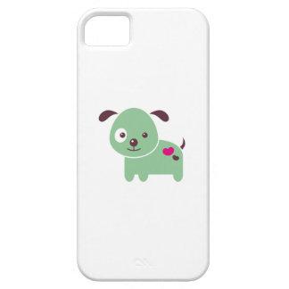 Perrito de Kawaii iPhone 5 Case-Mate Cobertura