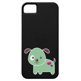 Perrito de Kawaii iPhone 5 Funda
