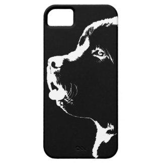 Perrito de Newfoundlander del caso de IPhone 5 del iPhone 5 Case-Mate Cárcasas