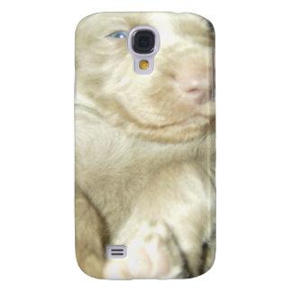 Perrito de pelo largo Weimaraner Samsung Galaxy S4 Cover
