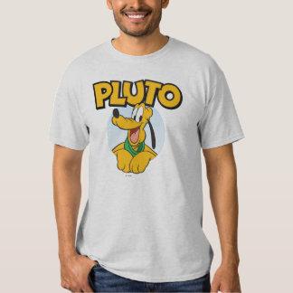 Perrito de Plutón el | con nombre Remeras