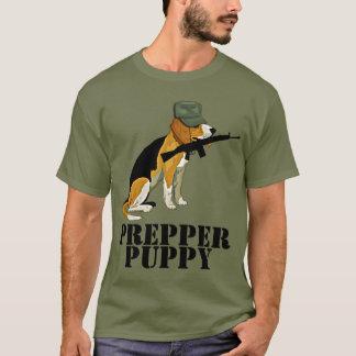Perrito de Prepper Playera