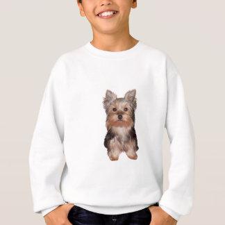 Perrito de Yorkshire Terrier Sudadera