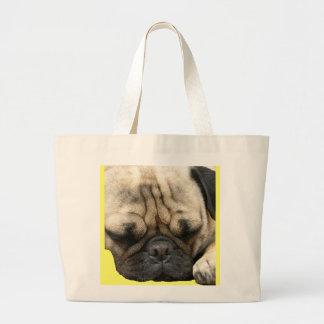 perrito del barro amasado bolsa