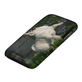 Perrito del barro amasado del cervatillo iPhone 3 Case-Mate fundas