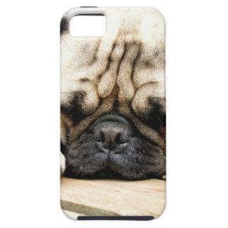 Perrito del barro amasado iPhone 5 carcasa