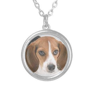"""""""Perrito del beagle """" Colgante Personalizado"""