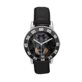 Perrito del Dachshund Reloj De Mano