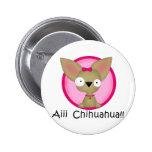 Perrito del perro de la chihuahua pin
