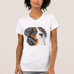 Perrito del perro de montaña de Bernese Camiseta