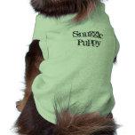 Perrito del Snuggle Camisa De Perrito