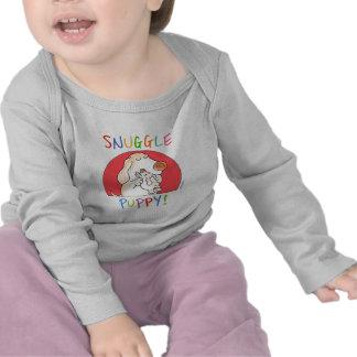 ¡PERRITO DEL SNUGGLE! por Sandra Boynton Camiseta
