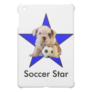"""Perrito inglés del dogo de la estrella de fútbol"""