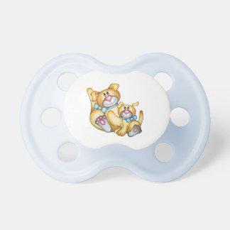 Perrito lindo de Oso Chupetes Para Bebés