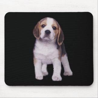 Perrito Mousepad del beagle Alfombrillas De Ratón