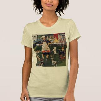 Perritos calientes camiseta