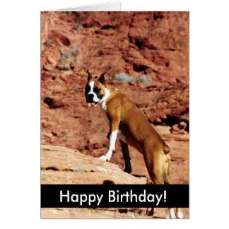 Perritos del feliz cumpleaños felicitacion