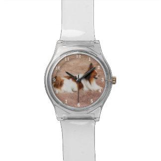 Perro 1 reloj de mano
